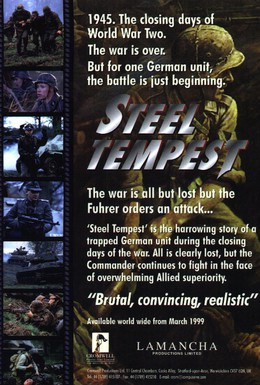 Постер фильма Стальной ураган (2000)