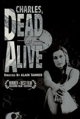 Постер фильма Шарль мертв или жив (1969)