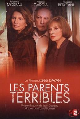 Постер фильма Трудные родители (2003)
