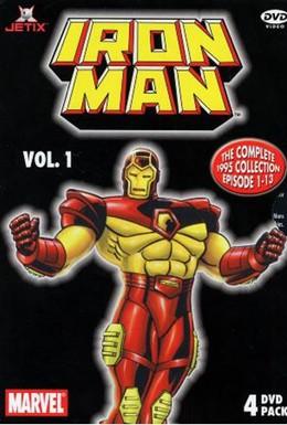 Постер фильма Железный человек (1994)