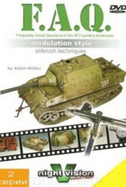 Постер фильма Уроки по окраске масштабных моделей от Mig Production's (2008)