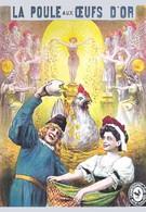 Курица, несущая золотые яйца (1905)