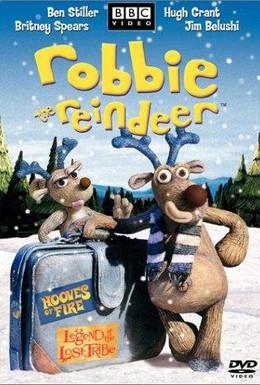 Постер фильма Робби – северный олень (2002)