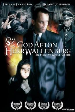 Постер фильма Добрый вечер, господин Валленберг (1990)