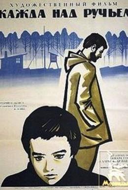 Постер фильма Жажда над ручьем (1968)