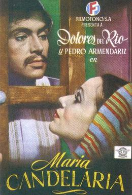 Постер фильма Мария Канделария (1944)