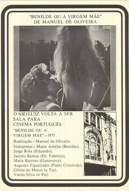 Постер фильма Бенилде, или Святая Дева (1975)