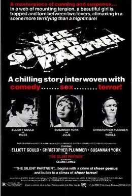 Постер фильма Молчаливый партнер (1978)