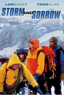 Постер фильма Шторм и печаль (1990)