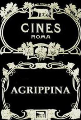 Постер фильма Агриппина (1911)