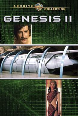 Постер фильма Генезис II (1973)