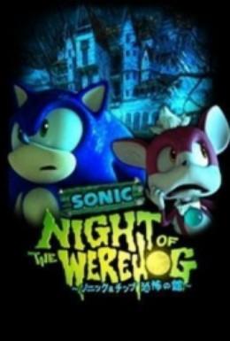 Постер фильма Соник: Ночь ежа-оборотня (2008)