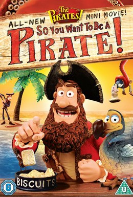 Постер фильма Кто хочет стать пиратом? (2012)