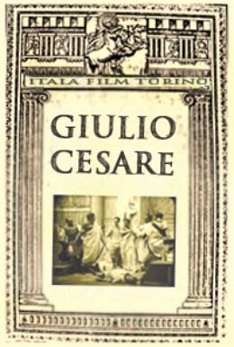 Постер фильма Юлий Цезарь (1909)