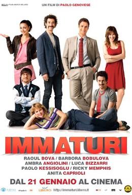 Постер фильма Незрелые (2011)