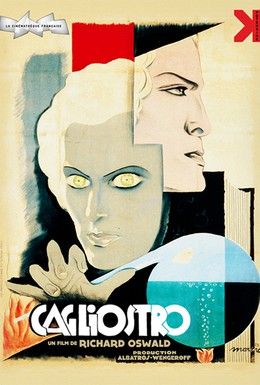 Постер фильма Калиостро – любовь и жизнь великого авантюриста (1929)