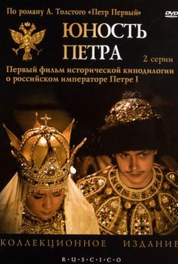 Постер фильма Юность Петра (1980)