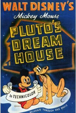 Постер фильма Чудесный дом Плуто (1940)