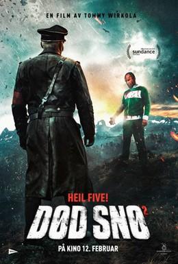 Постер фильма Операция Мертвый снег 2 (2014)