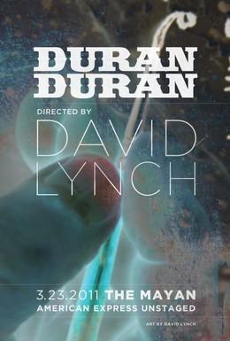 Постер фильма Duran Duran: Вне сцены (2014)