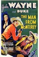 Человек из Монтерея (1933)