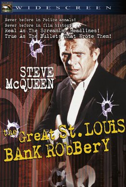 Постер фильма Большое ограбление банка в Сент-Луисе (1959)