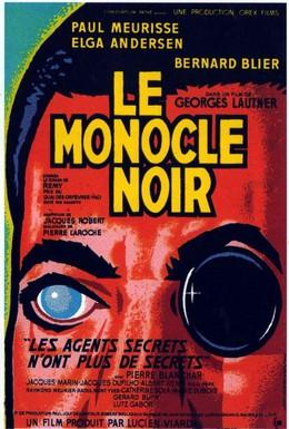 Постер фильма Черный монокль (1961)