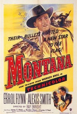 Постер фильма Монтана (1950)