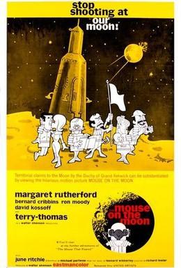 Постер фильма Мышь на Луне (1963)
