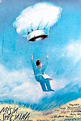 Постер фильма Особое задание (1987)