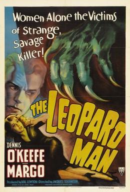 Постер фильма Человек-леопард (1943)