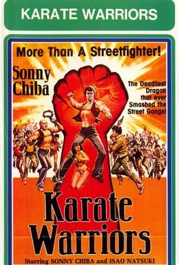 Постер фильма Воины карате (1976)