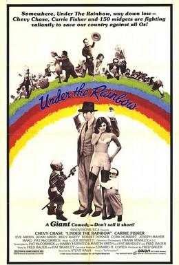 Постер фильма Под радугой (1981)