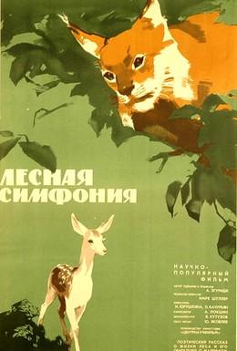 Постер фильма Лесная симфония (1967)