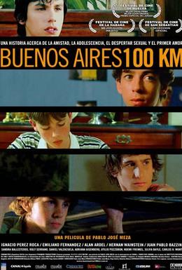 Постер фильма Буэнос-Айрес 100 километров (2004)