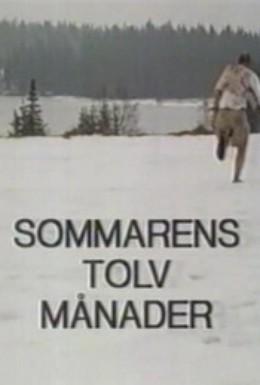 Постер фильма Двенадцать месяцев лета (1988)