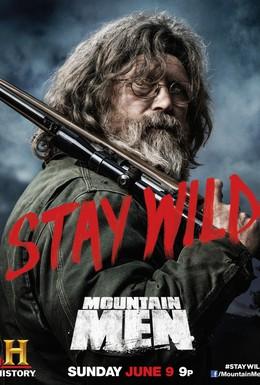 Постер фильма Мужчины в горах (2012)