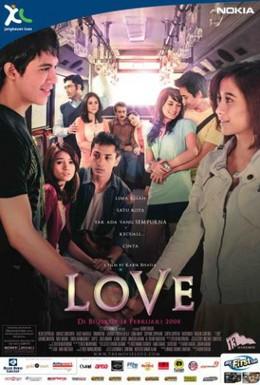 Постер фильма Любовь (2008)