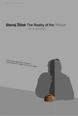 Постер фильма Славой Жижек: Реальность виртуального (2004)
