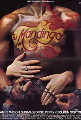 Постер фильма Мандинго (1975)