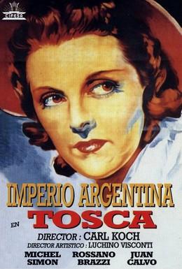 Постер фильма Тоска (1941)