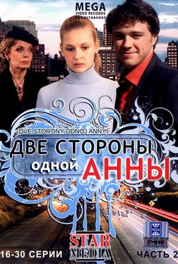Постер фильма Две стороны одной Анны (2009)