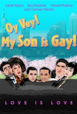 Постер фильма Ой, вэй! Мой сын гей!! (2009)