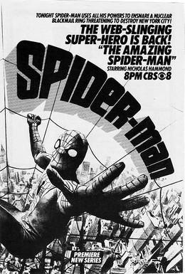 Постер фильма Удивительный Человек-паук (1977)
