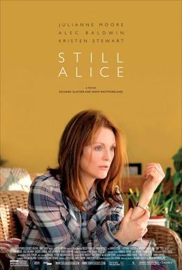 Постер фильма Всё ещё Элис (2014)