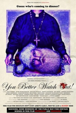 Постер фильма Будь осторожен! (2013)