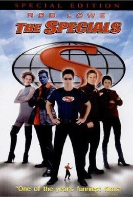 Постер фильма Необыкновенные (2000)