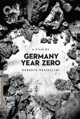Постер фильма Германия, год нулевой (1948)