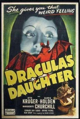 Постер фильма Дочь Дракулы (1936)
