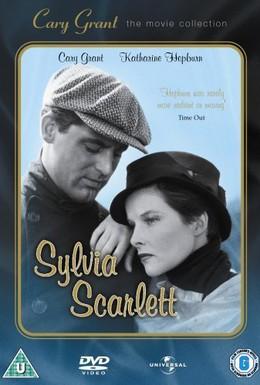 Постер фильма Сильвия Скарлетт (1935)